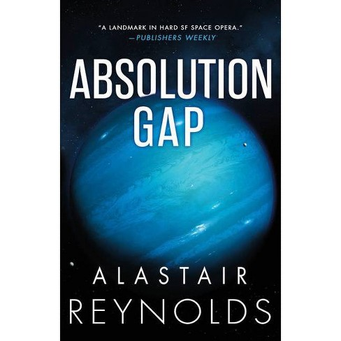 Absolution Gap - (The Inhibitor Trilogy) by  Reynolds (Paperback) - image 1 of 1