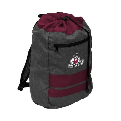 NCAA New Mexico State Aggies Journey Drawstring Backpack
