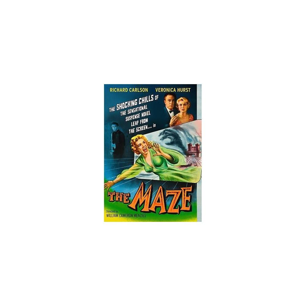 Maze 3d (Dvd), Movies