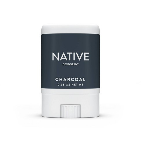 Native Charcoal Mini Deodorant for Men - Trial Size - 0.35oz - image 1 of 3