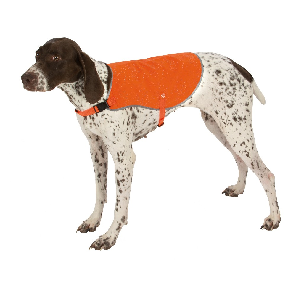 Ultra Paws Dog Apparel - Orange - L