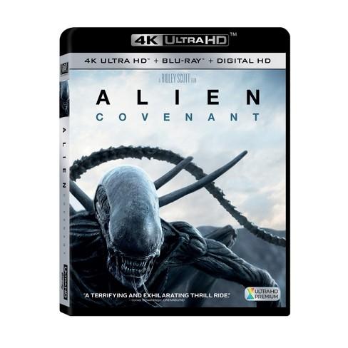 Alien: Covenant (4K/UHD + Blu-ray + DVD + Digital) - image 1 of 1