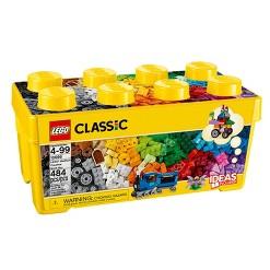 LEGO Classic Medium Creative Brick Box 10696 Building Toys for Creative Play, Kids Creative Kit