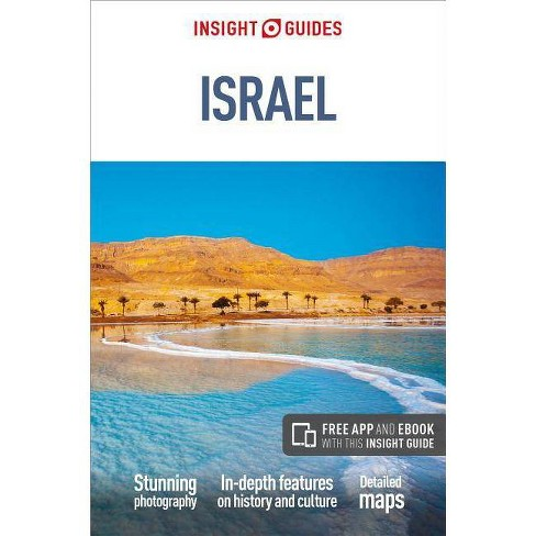 Insight Guides Israel (Travel Guide with Free Ebook) - 9 Edition (Paperback) - image 1 of 1