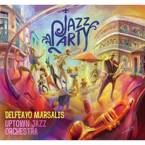Delfeayo Marsalis - Jazz Party (CD) - image 1 of 1