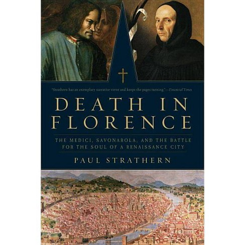 Death in Florence - by  Paul Strathern (Paperback) - image 1 of 1