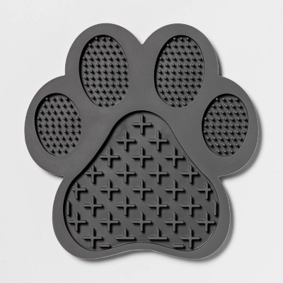 Silicone Distraction Mat for Dogs - Gray - up & up™