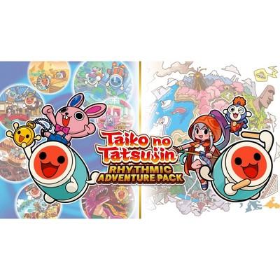 Taiko no Tatsujin: Rhythmic Adventure Pack - Nintendo Switch (Digital)
