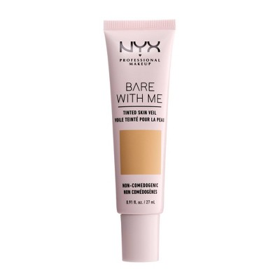 NYX Professional Makeup Bare with Me Tinted Skin Veil Lightweight BB Cream - 0.91 fl oz