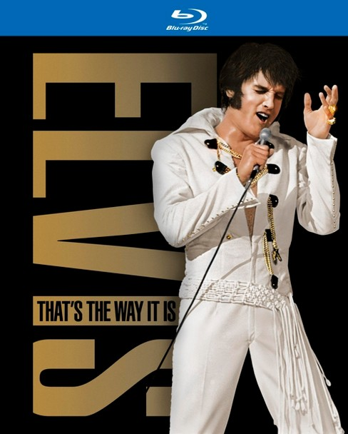 Elvis:That's the way it is (Blu-ray) - image 1 of 1
