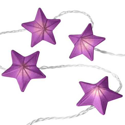 Paper Star String Lights From Room Essentials