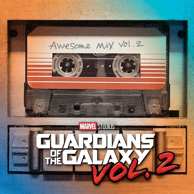 Various Artists - Guardians Of The Galaxy: Awesome Mix Vol. 2 (CD)