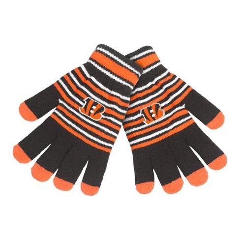 NFL Cincinnati Bengals Knit Glove - image 1 of 1