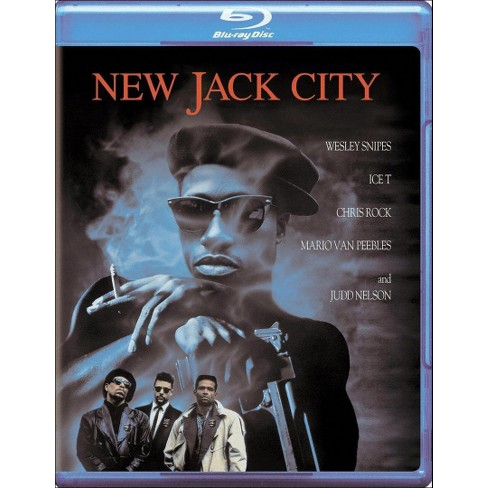 New Jack City (Blu-ray) - image 1 of 1
