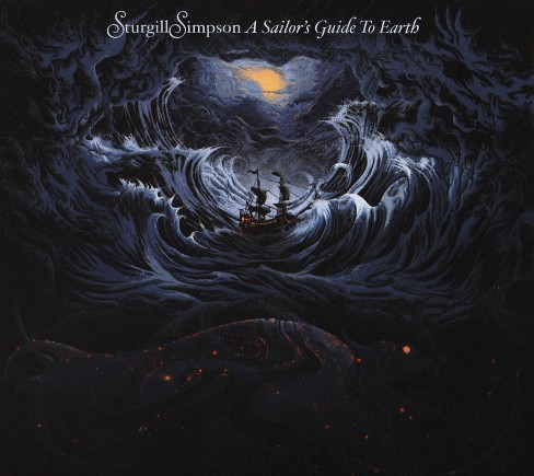 Sturgill Simpson- A Sailor's Guide to Earth - image 1 of 1