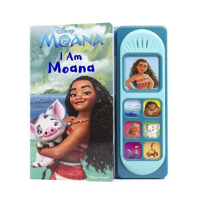 Disney Moana - I Am Moana Little Sound Board Book