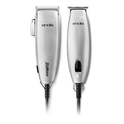 Andis Promoter + Clipper Trimmer Combo Home Hair-cutting Kit - 27ct