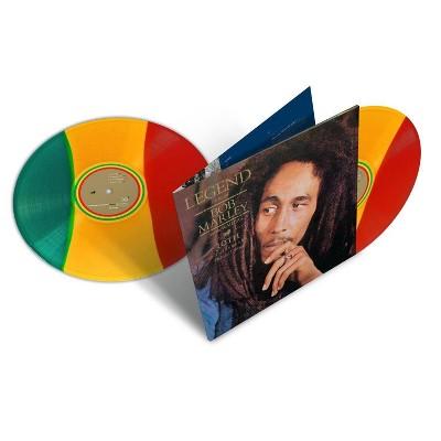 Bob Marley & The Wailers - Legend - 30th Anniversary Edition (Tri-Color 2 LP) (Vinyl)