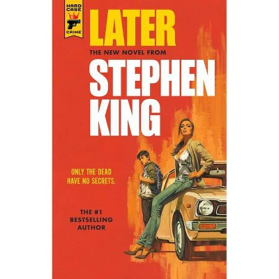 Later - by Stephen King (Paperback)