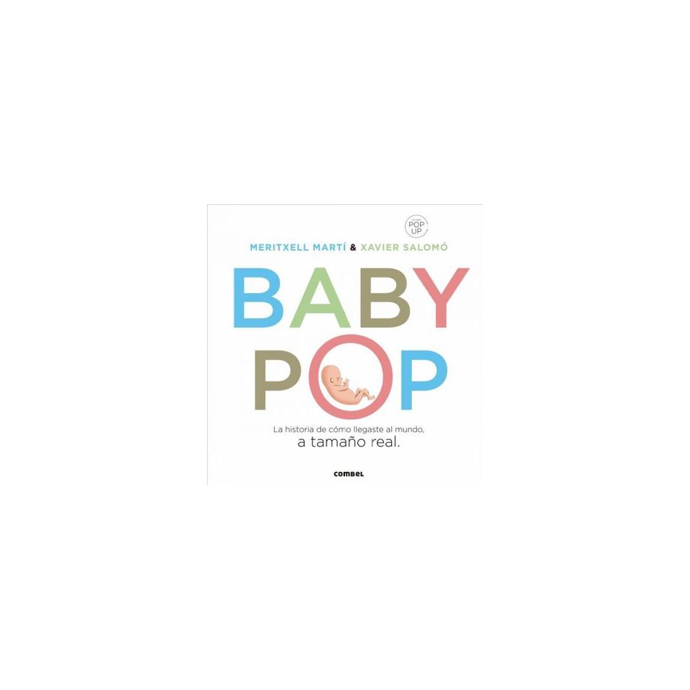 Baby Pop - (Minipops-pop Up Books) by Meritxell Martí (Hardcover)
