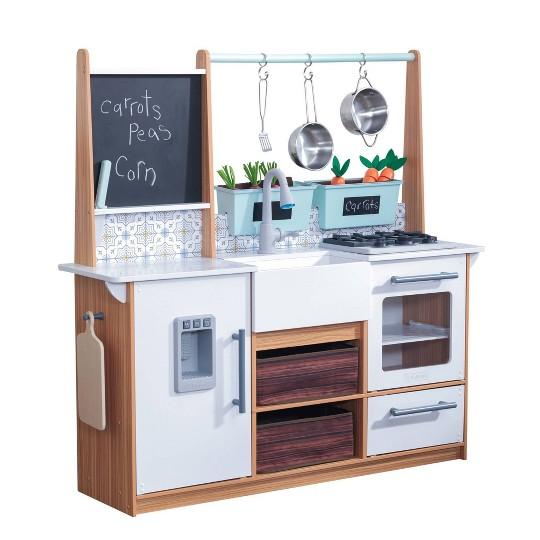 KidKraft Farmhouse Play Kitchen image number null
