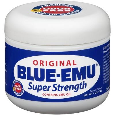 Blue Emu Super Strength- 4 Oz