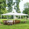 Costway 10' x 30' Outdoor Wedding Party Event Tent Gazebo Canopy - image 2 of 4