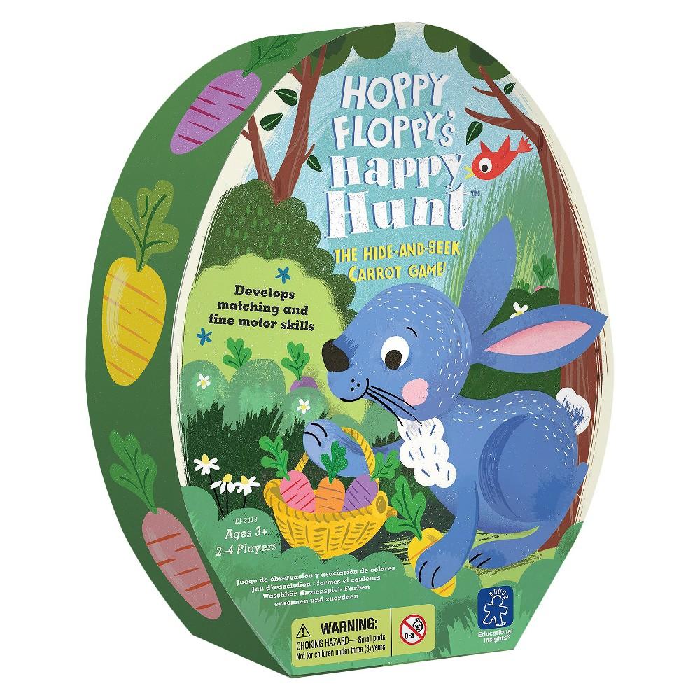 Hoppy Floppy's Happy Hunt Educational Game