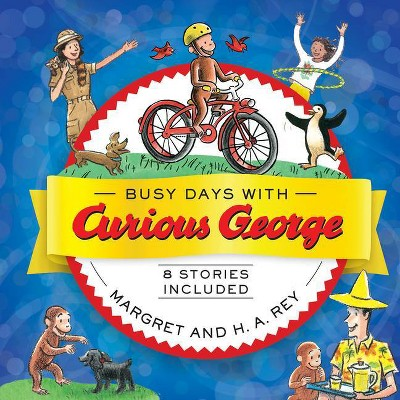 Busy Days With Curious George (Hardcover)(H. A. Rey)