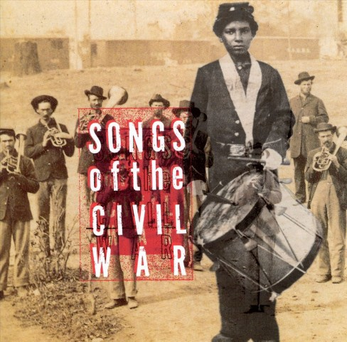 Various - Songs of the civil war (CD) - image 1 of 1