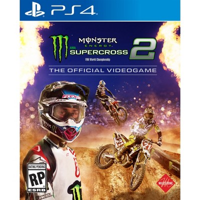 Monster Energy Supercross 2: The Official Video Game Day One Edition - PlayStation 4