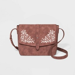 Carter Midi Flap Crossbody Bag - Universal Thread™