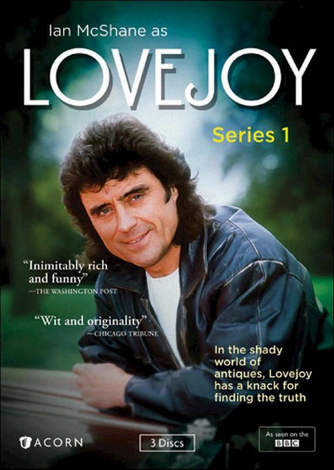 Lovejoy:Series 1 (DVD) - image 1 of 1