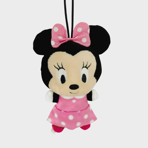 Christmas Minnie Mouse Plush.Disney Minnie Mouse Plush Christmas Ornament