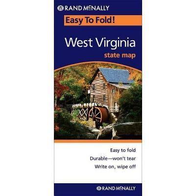Rand McNally Florida (Paperback) by Rand Mcnally And Company