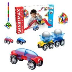 SmartMax Basic Stunt Set, Magnetic Building Sets