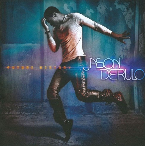 Jason Derulo - Future History (CD) - image 1 of 1
