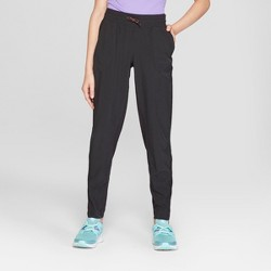 Girls' Light Weight Stretch Woven Pants - C9 Champion®