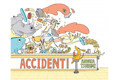 Accident! -  by Andrea Tsurumi (School And Library) - image 1 of 1