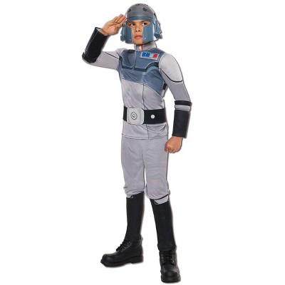 Rubie's Star Wars Rebels Deluxe Agent Kallus Child Costume