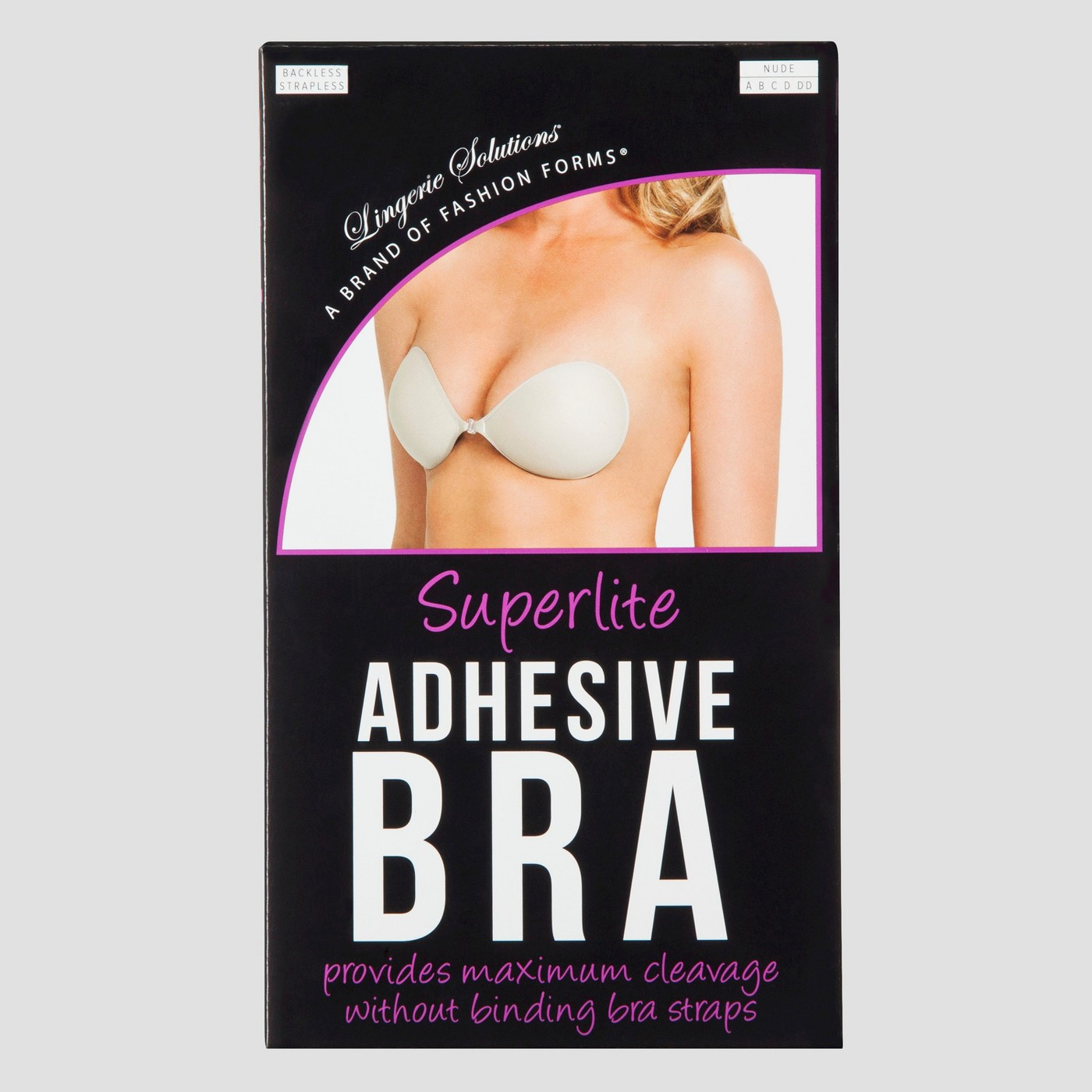 Fashion Forms Women's Superlite Adhesive Strapless Backless Bra - image 1 of 1