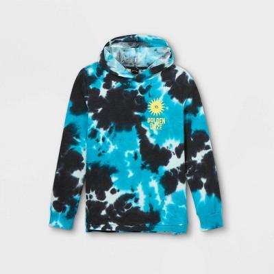 Boys' Tie-Dye Hoodie Sweatshirt - art class™