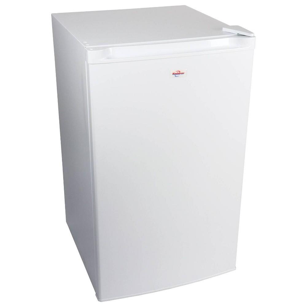 Koolatron 3.1 cu. ft' upright freezer Koolatron 3.1 cu. ft' upright freezer Gender: unisex.