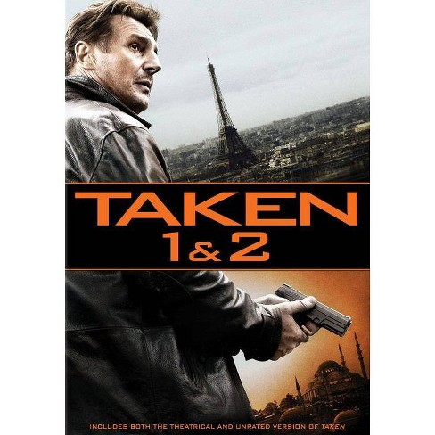 Taken / Taken 2 (DVD) - image 1 of 1