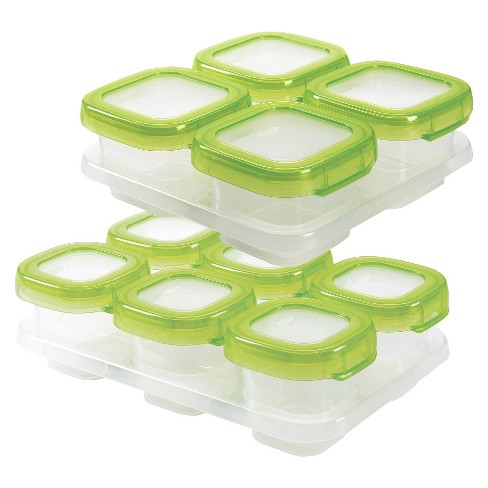 OXO Tot 12 Piece Baby Blocks Set - image 1 of 3