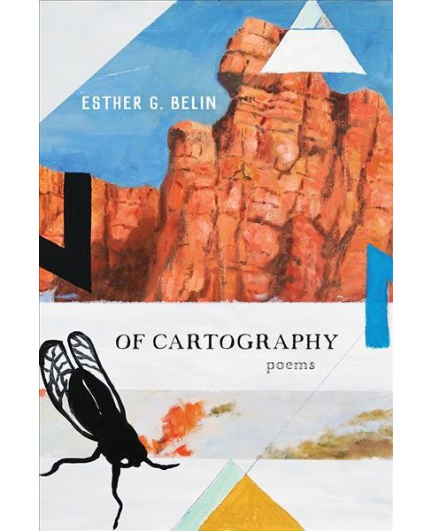 Of Cartography : Poems -  (Sun Tracks) by Esther G. Belin (Paperback) - image 1 of 1