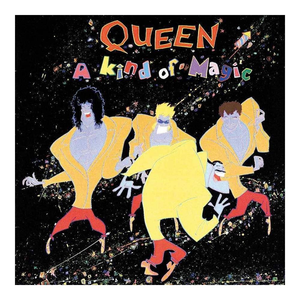 Queen - Kind of Magic (CD) Top