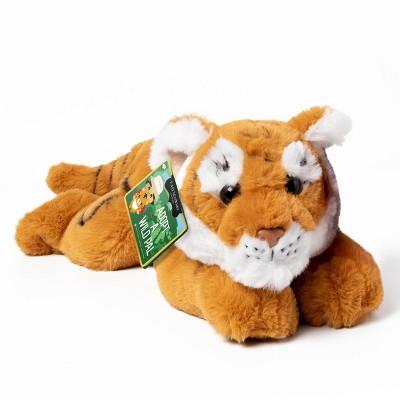 "FAO Schwarz Adopt A Wild Pal Endangered Tiger - 15"" Toy Plush"