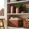 """8"""" x 9.5"""" Rustic Vase Brown - Threshold™ designed with Studio McGee - image 2 of 4"""