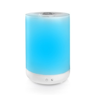 Bell + Howell Top Fill Ultrasonic Aroma Diffusing Color Changing Humidifier